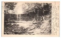 1908 The Cascades, Bloomington, IN Postcard *6E4