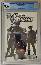 YOUNG AVENGERS #6 CGC 9.6 | 1ST CASSIE LANG AS STATURE | 1ST KATE BISHOP COSTUME