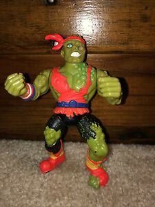Toxie - Toxic Crusaders Figure - 1991 Playmates