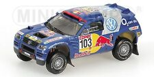 Volkswagen Race Touareg Saby Winners Rally Por Las Pampas 2005 1:43 Model