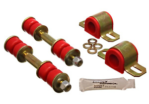 Energy Suspension 79-94 for Toyota Pickup 2WD (Exc T-100/ for Tundra) Red 25mm F