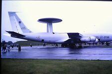 1/117 Boeing E-3B Sentry NATO LX-N90443 SLIDE