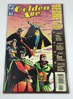 Golden Age Secret Files & Origins Comic #1 2001 DC COMICS