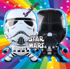 2pc Star Wars Darth VAdar Storm Trooper BALLOON balloons BIRTHDAY PARTY SUPPLY