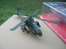 IXO METAL 1/72 HELICOPTERE HELICO MacDonnell Douglas Boeing  AH-64A APACHE !!