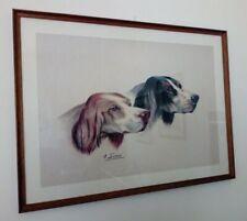 Cani Da Caccia In Vendita Quadri Ebay