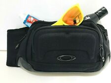 New Oakley Icon Belt Bag Onyx Waist Pack Adult One Size Adjustable 911449-27C