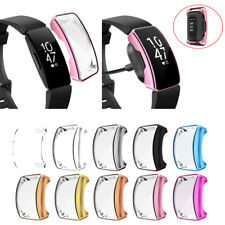 New All-Around TPU Case Soft Protective Cover for For Fitbit Inspire/Inspire HR