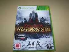 The Lord Of The Rings War In The North **New & Sealed**