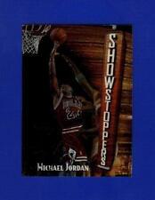 1997-98 FINEST SHOWSTOPPERS #271 MICHAEL JORDAN CHICAGO BULLS