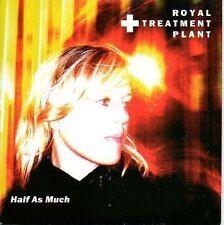 (984C) Royal Treatment Plant, Half As Much - DJ CD