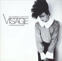 VISAGE The Damned Don't Cry CD BRAND NEW Compilation Fade To Grey