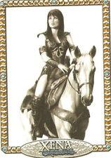 Xena NA6 Xena artifex Art Images insert trading card art  Rebekah Lynn