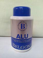 BELGOM ALU 250ml Aluminium, Kupfer, Politur