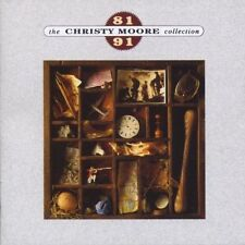 CHRISTY MOORE THE CHRISTY MOORE COLLECTION: 81-91 CD  (incl The Time Has Come)