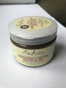 Shea Moisture Jamaican Black Castor Oil Strengthen and Restore Max Hold Gel-12oz