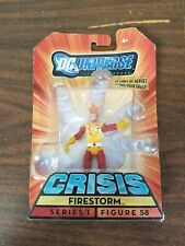 "DC Universe Infinite Heroes CRISIS FIRESTORM Series 1 Figure #58 3.75"""