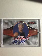 2004 Pacific Jeff Jarrett TNA Wrestling On Card Blue Auto, Card 3