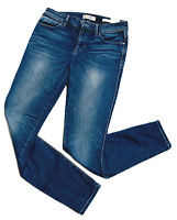 """Guess Womens Size 29 Skinny """"Sexy Curve"""" Stretch Jeans Blue"""