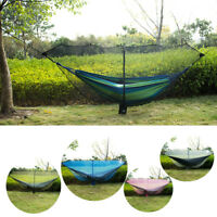 """11' Camping Hammock Bug Net Stops Mosquito - No See Ums & Repels Insect 130""""x59"""""""