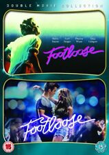 Footloose 1 + 2  (Original 1984) + Footloose (Remake 2011) Region 2 DVD New