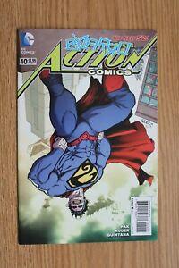 DC Superman Action Comics #40 (May,2015)