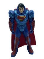 Superman Action Figure DC Comics Mattel 4 Inch Rare