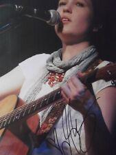 Australian Singer-Songwriter MISSY HIGGINS hand signed photo