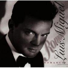 LUIS MIGUEL - ROMANCES CD POP 14 TRACKS NEW