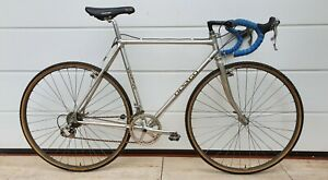 COLNAGO official racing team OSCAR CAMENZIND vintage italian cyclocross bicycle