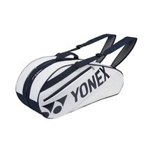 Yonex Racket Bag White/Navy für 6 Rackets Tennistasche