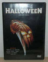 HALLOWEEN - ENGLISH - DVD