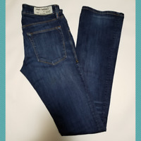 Jimmy Taverniti Air Dark Wash Anti-Exposure Straight Leg Jeans | Women's 27