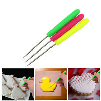 Scriber Needle Modelling Tool Icing Sugarcraft Cake Decorating Fondant Syrup