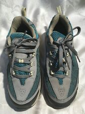Vasque Women's Turquoise And Gray Dry Hiking Boots Size 5/37 M