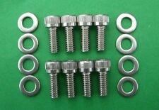 FORD CROSSFLOW engine mounts st/steel cap head bolt kit - XFlow Escort Cortina