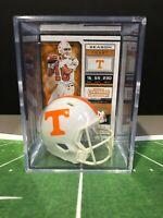 Oklahoma Sooners NCAA Helmet Shadowbox w// Sterling Shepard card