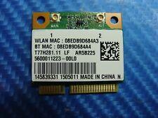 """Sony Vaio 14"""" SVE14112FXP Genuine Laptop WiFi Wireless Card AR5B225 GLP*"""