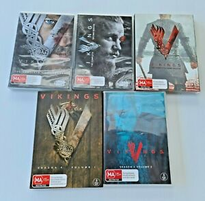 Vikings (TV Series) - Season 1 - 4.