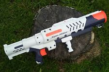 Nerf Super Soaker Hydro Cannon Pump Action Water Blaster Gun Large Rare Works