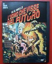 l'uomo che visse nel futuro the time machine DVD Snapper 2001Raro F.Cat.Z8-52566
