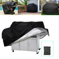 Large Size Outdoor Camping BBQ Grill Covers Heavy Duty Waterproof Barbecue