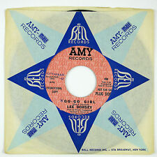 LEE DORSEY Go-Go Girl/I Can Hear You Callin' 7IN 1967 (NORTHERN SOUL) PROMO NM-