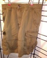 Old Navy Surplus Shorts Cargo Brown Size 28 Pockets