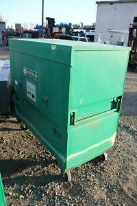 "Greenlee Job Box Tool Chest Site Box 60"" x 48"" x 30"""