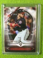 CARTER KIEBOOM 2019 ROOKIE CARD JERSEY #8 NATIONALS #/435 RC 2019 Topps Tribute