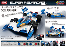 Super Asurada 01 Variable Action Hi-SPEC GPX Cyber Formula Model New Megahouse