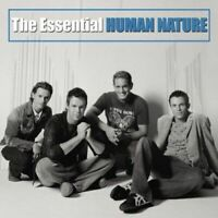 HUMAN NATURE The Essential (Gold Series) 2CD BRAND NEW Best Of Greatest Hits