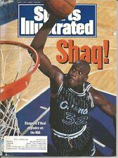 Sports Illustrated Classic - November 30, 1992 - Shaq! Shaquille O'Neal NBA