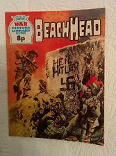 "War Picture Library #1025 ""BEACHHEAD"""